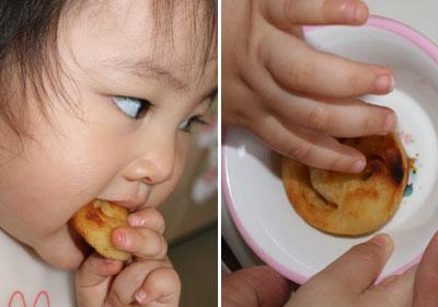 アンパンマンポテトが好き