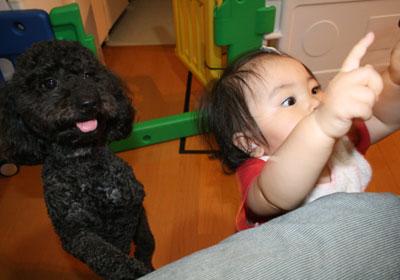 食いしん坊の二人