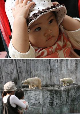 はじめての動物園